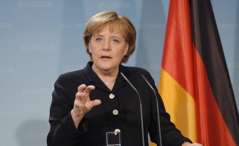 Меркел планира да управува со Германија и во текот на следните четири години