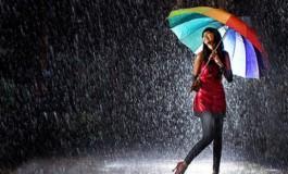 Променливо облачно со пороен дожд и грмежи