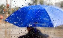 До сабота облачно и посвежо со повремен пороен дожд и грмежи
