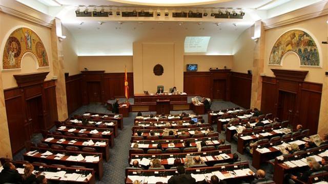 Законот за употреба на јазиците се враќа во Собранието
