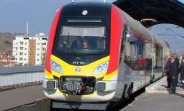 """Пристигна последниот од шесте патнички возови од кинески """"ЦСР"""""""
