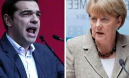 Меркел - Ципрас денеска во Брисел