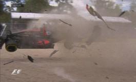 ВИДЕО: Страшна несреќа на Алонсо