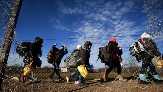 """Вима"": Нова бегалска криза во Егејското Море"