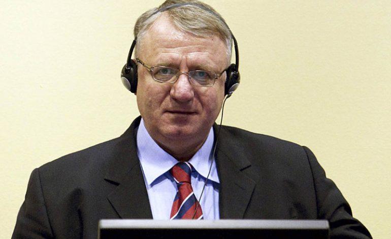Хаг ќе му именува правен застапник на Воислав Шешељ