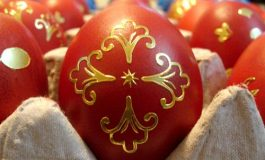 Симболиката на црвеното велигденско јајце