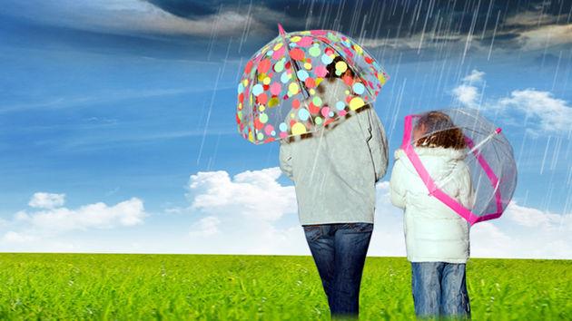 Денес сонце, утре дожд