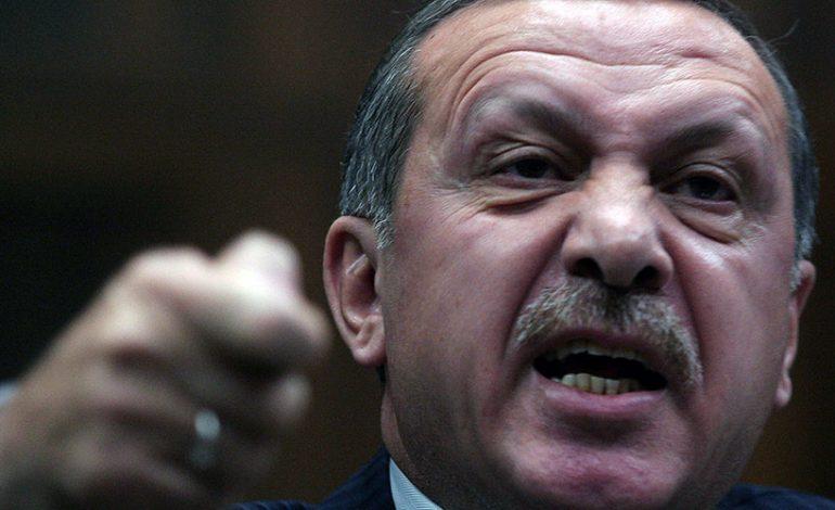 Ердоган се закани дека ќе ја повлече одлуката за признавање на Косово