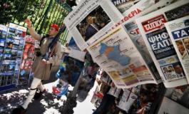 Грчките медиуми за изјавите на премиерот Заев