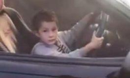 ВИДЕО ЛУДОРИИ: Го сними син му како вози автомобил и остана и без синот и без автомобилот