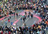 ВИДЕО:  Собир пред Собранието за поддршка на СЈО