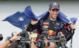 Рикардо победи на трката во Малезија