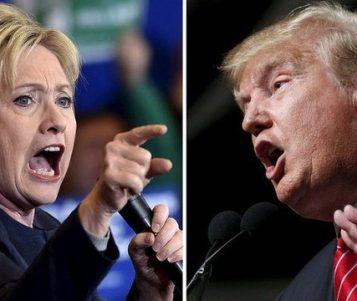 Жестока дебата меѓу Трамп и Клинтон