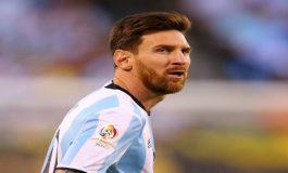 ФИФА го казни Меси со четири натпревари неиграње поради навреди кон помошник судија