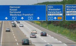 Патарина на автопатите во Германија...