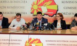 Жребување во ДИК за редоследот на листите за локалните избори