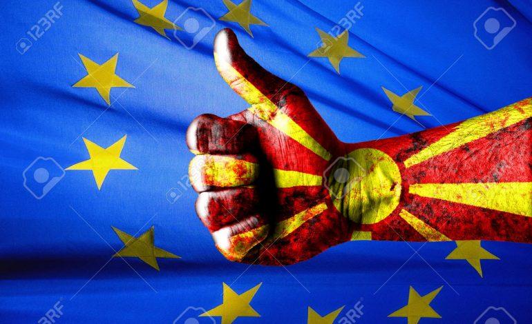 Македонија ќе добие позитивна оценка во извештајот од ЕК