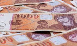 Просечната нето плата во ноември 22.380 денари