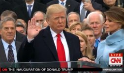 Триесет и еден милион гледачи преку тв-екраните во САД следеле церемонија на стапување на функција на Трамп