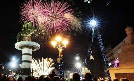 Новогодишната ноќ во Скопје помина релативно мирно