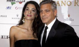 Амал Клуни очекува близнаци