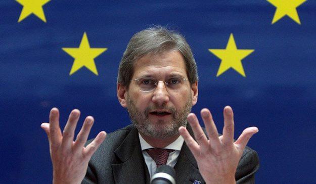 Хан: Решение за името не е гаранција за членство ЕУ
