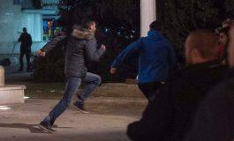 Кривична пријава за едно лице за нападот на новинари на А1-он