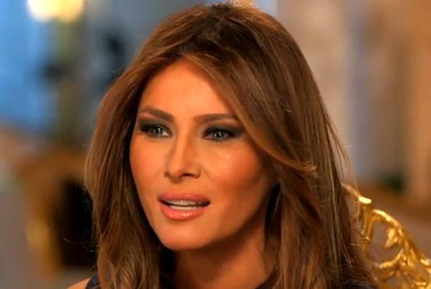 Дали Меланија е прва дама или прва жртва на Трамп?