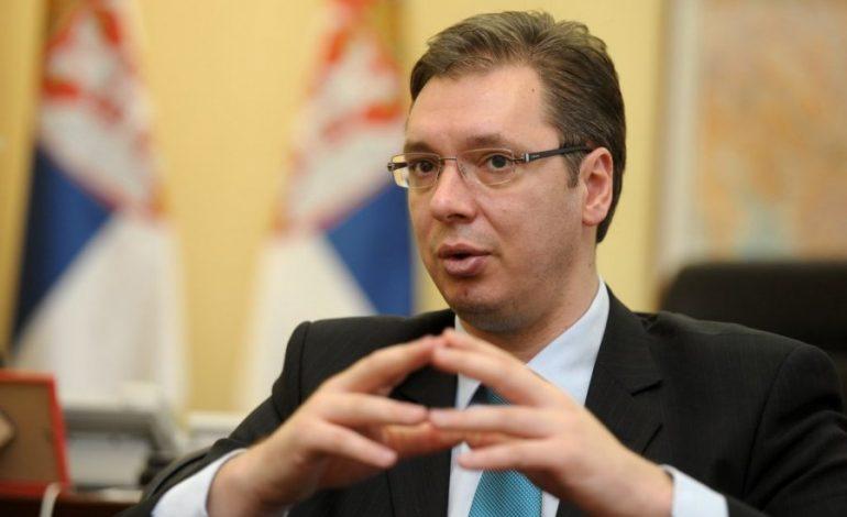 Александар Вучиќ кандидат за претседател на Србија