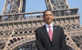 Покрената кампања Обама да стане претседател на Франција