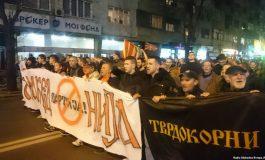 """""""Тврдокорни"""" бараат отфрлање на Платформата на Албанците"""
