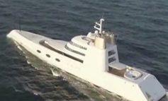 Гибралтар ја заплени супер јахтата на рускиот милијардер Мелниченко