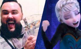 """Евровизиски скандал: Хрватската песна потсетува на нумера од """"Фроузен"""" (ВИДЕО)"""
