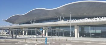 "Нов терминал на загрепскиот аеродром ""Фрањо Туѓман"""