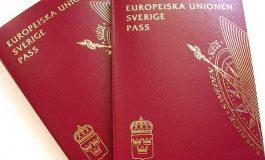 Шведска има најдобар пасош во светот