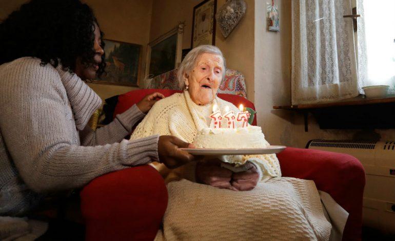 Почина највозрасниот човек на светот, Италијанката Ема Морано
