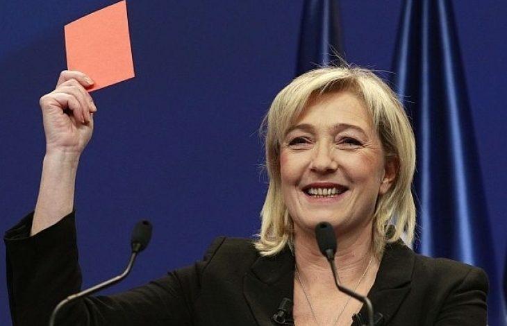Ле Пен се кандидираше за парламентарните избори во Франција