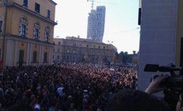 Утре голем протест на опозицијата во Албанија