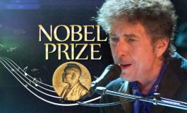Боб Дилан ја прими Нобеловата награда за литература