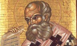 Денеска е Св. Атанасиј Велики