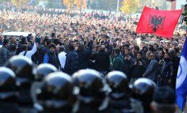 Антивладини протести на опозицијата во Албанија