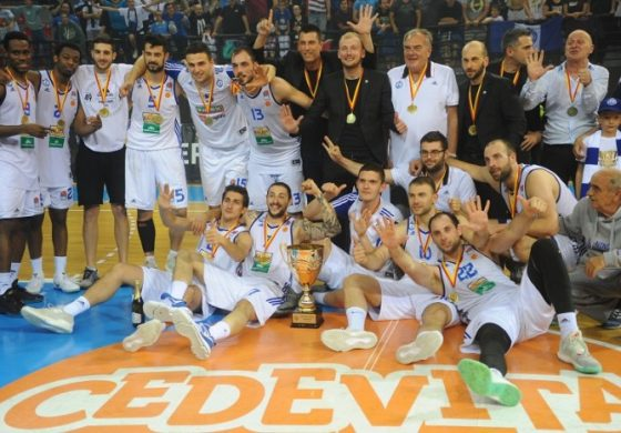 МЗТ Скопје Аеродром ја одбрани шампионската титула