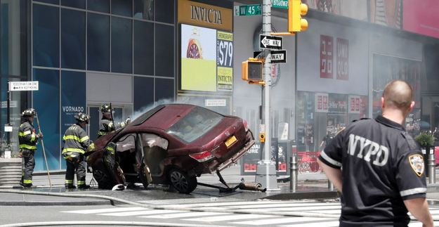 Индентификуван возачот кој прегази над 20 лица во Њујорк