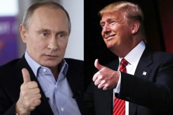 Трамп до Путин: Благодарам што помагаш за намалување на дипломатските трошоци на САД