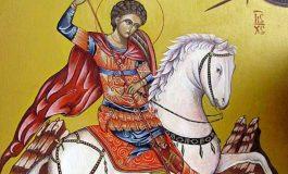 Денеска е Св. великомаченик Георгиј - Ѓурѓовден