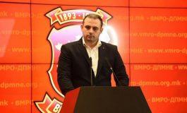 ВМРО-ДПМНЕ: Лицемерно е СДСМ да зборува за професионалност во полицијата