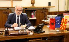 Џафери: Иванов е должен да го потпише указот