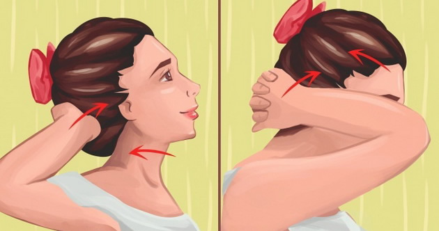 6 едноставни вежби со кои вратот конечно ќе престане да ве боли