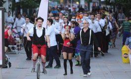 Почна Фестивалот на уличен театар под отворено небо - Баскерфест