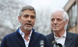 Таткото на Џорџ Клуни по првата средба со внуците